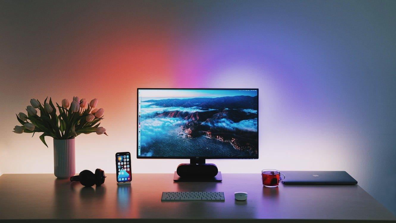bureau-kleur-lamp