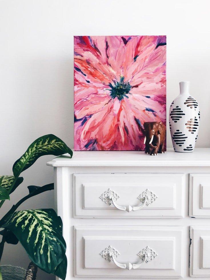 schilderij-dressoir