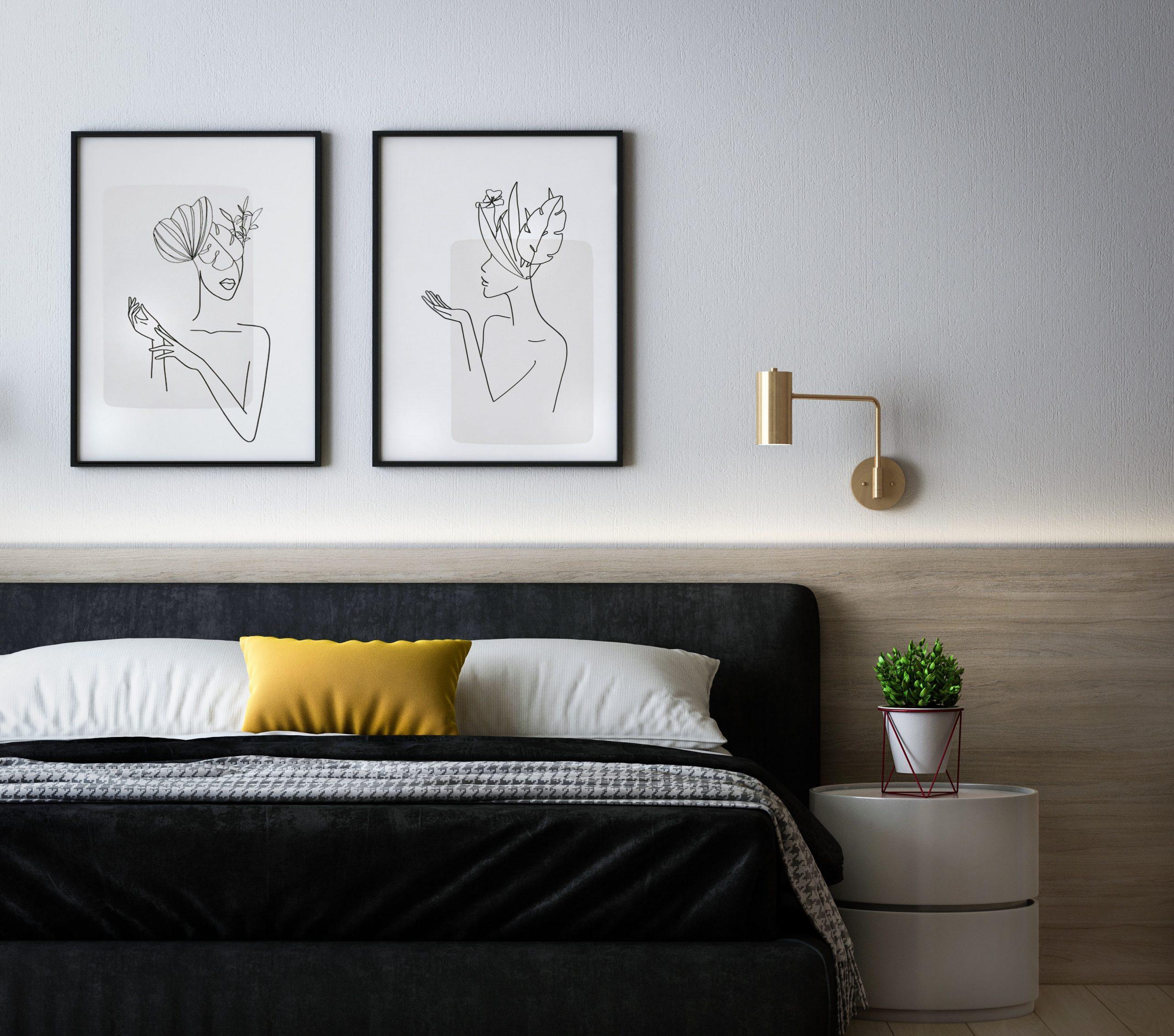 slaapkamer-minimalistisch